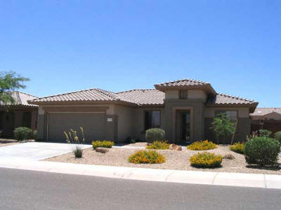 Sun City Grand house 2 bed 2 bath 2 car garage