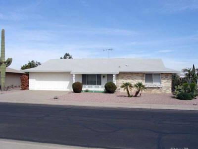 Sun City West, AZ rental properties.